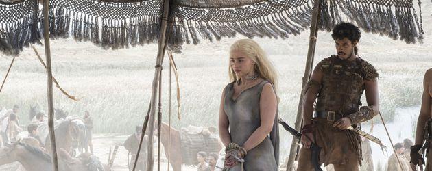 """Emilia Clarke in der sechsten """"Game of Thrones""""-Staffel"""