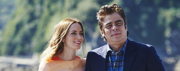 Emily Blunt und Benicio del Toro