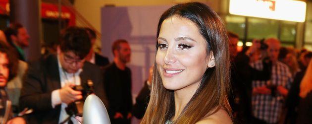 Enissa Amani beim German Comedy Award