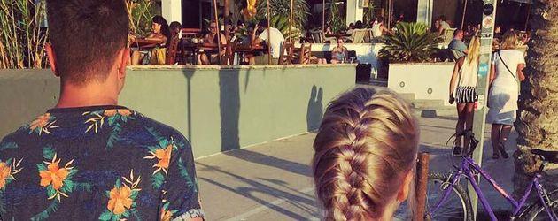 Eugen Kazakov und Dagi Bee in Ibiza