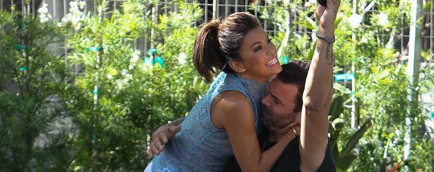 Eva Longoria und Ricardo Chavira