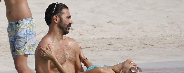 Eva Longoria macht mit Ehemann Jose Baston Urlaub auf Formentera