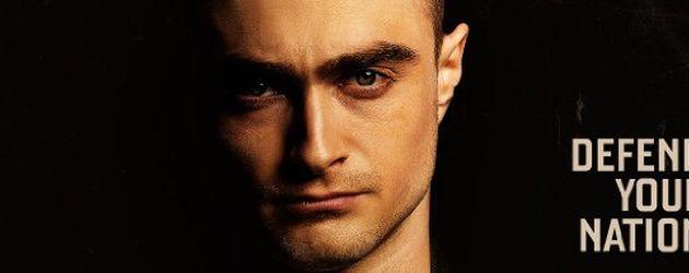 """Filmplakat zu """"Imperium"""" mit Daniel Radcliffe"""
