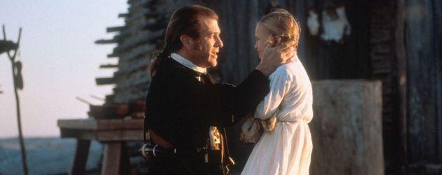 Mel Gibson und Skye McCole Bartusiak