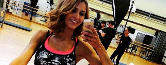 Fiona Erdmann im Gym