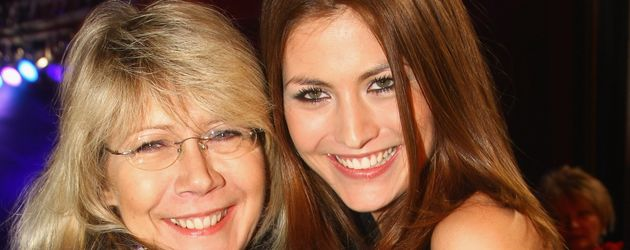Fiona Erdmann und ihre Mutter Luzie