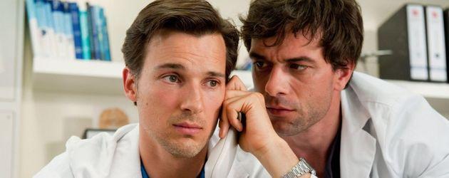 Florian David Fitz und Doctor's Diary