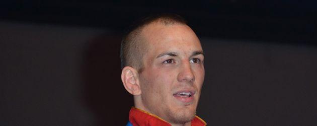 Frank Stäbler, Ringer