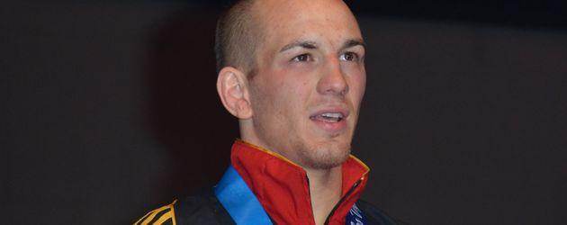 Frank Stäbler, Ringer-Weltmeister