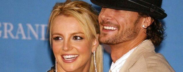 Britney Spears und Kevin Federline