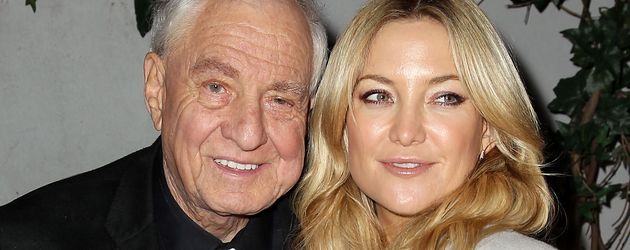 Garry Marshall mit Kate Hudson