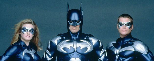 George Clooney und Batman