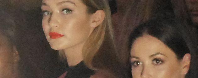 Gigi Hadid, Mandy Capristo und Berlin Fashion Week