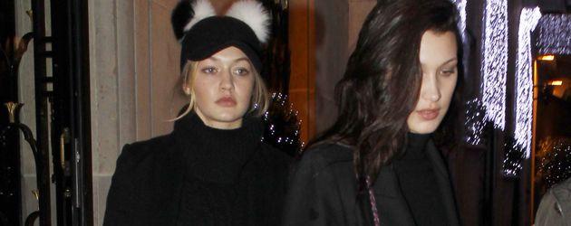 Gigi Hadid und Bella Hadid