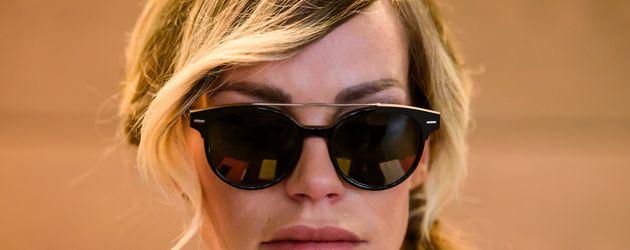 Gina-Lisa Lohfink bei ihrem Gerichtsprozess im Juni 2016