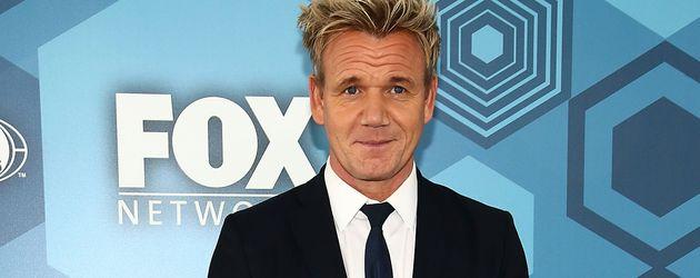 """Gordon Ramsay bei der Ankunft zum """"FOX 2016 Upfront """"-Event 2016"""