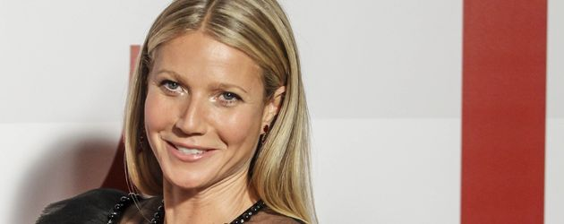 Gwyneth Paltrow auf einer Party in Madrid