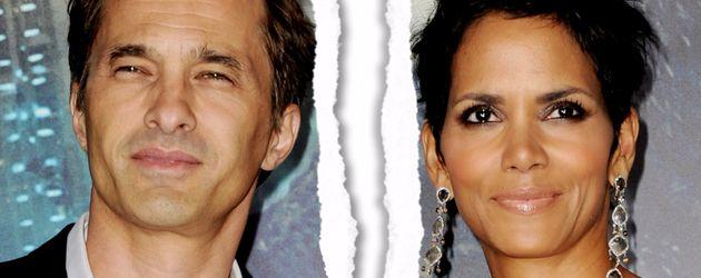 Olivier Martinez und Halle Berry