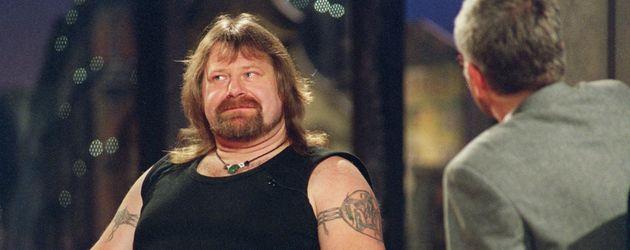 "Harry Schmidt in der ""Harald Schmidt Show"" im Jahr 2001"