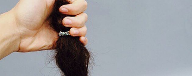 Harry Styles' abgeschnittener Zopf