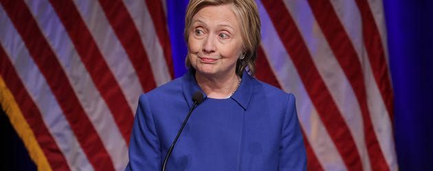 "Hillary Clinton beim Event des ""Children's Defense Fund"" in Washington"