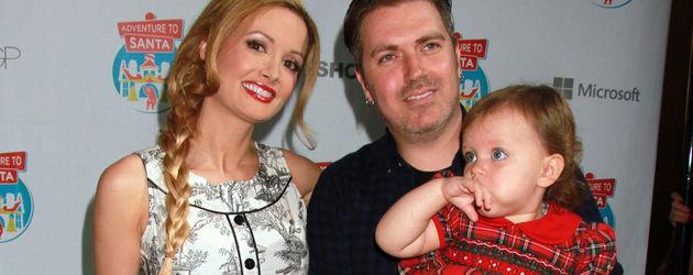 Holly Madison und ihre Familie