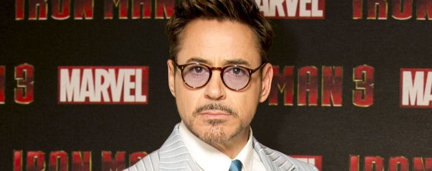 Hollywood-Star Robert Downey Jr.