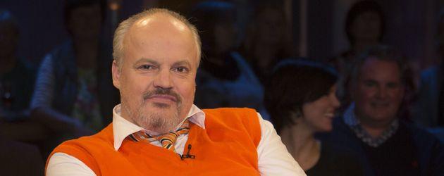 Hubert Kah in einer NDR Talkshow