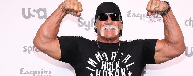 Hulk Hogan in New York