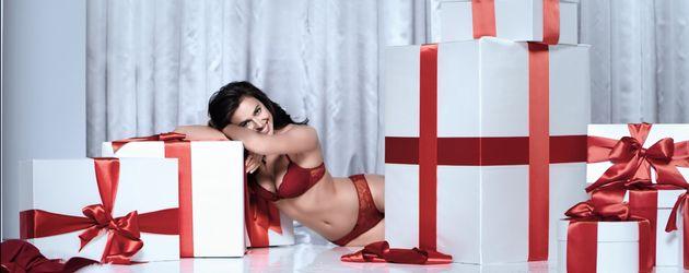 Irina Shayk, Unterwäsche-Model