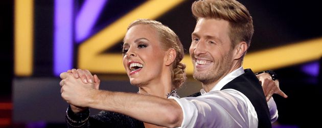 "Isabel Edvardsson und Maxi Arland bei ""Let's Dance"" 2017"