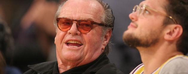 Jack Nicholson und Ray Nicholson