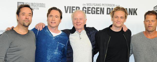 Jan Josef Liefers, Bully Herbig, Wolfgang Petersen, Matthias Schweighöfer, Til Schweiger