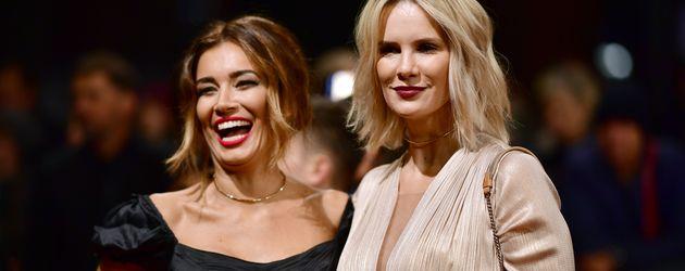 Jana Ina Zarrella und Monica Ivancan bei den Bambi-Awards 2016
