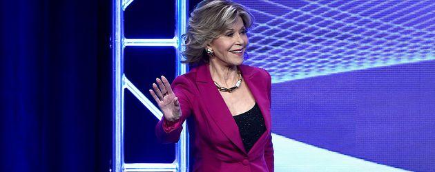 Jane Fonda bei den TCA Awards in Los Angeles 2016