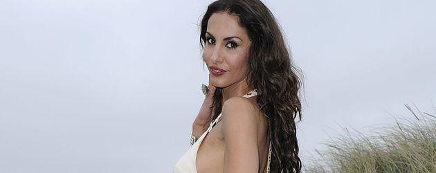 Janina Youssefian bei einem Event auf Sylt