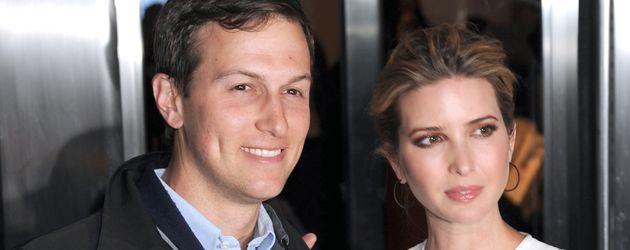 Jared Kushner und Ivanka Trump