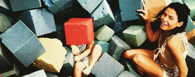 Jenna Dewan und Everly Tatum