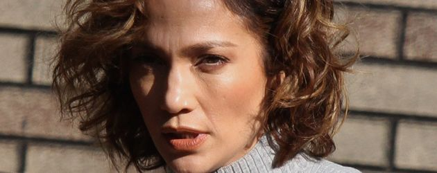 "Jennifer Lopez am Set von ""Shades of Blue"" in Queens"