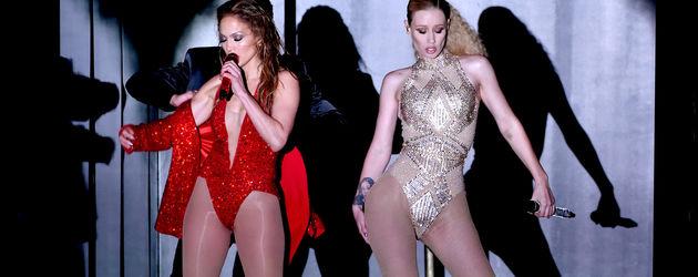Jennifer Lopez und Iggy Azalea