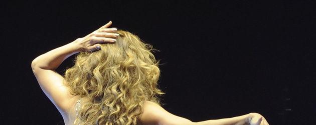 Jennifer Lopez von hinten