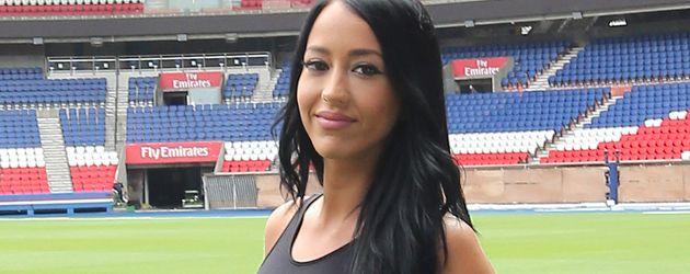 Model Aurah Ruiz in Paris