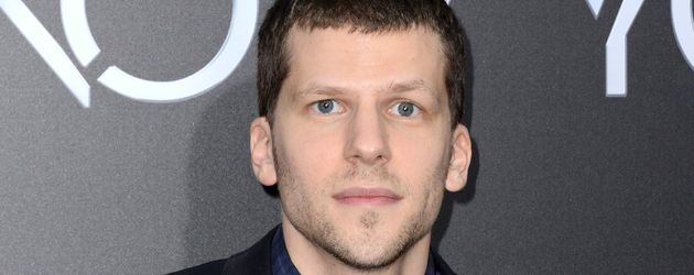 """Jesse Eisenberg bei der """"Now you see me 2""""-Premiere in New York"""