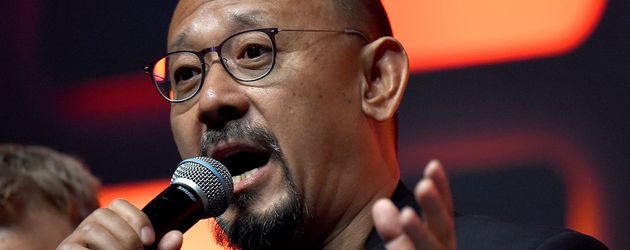 "Jiang Wen bei der ""Star Wars Celebration"" 2016 in London"