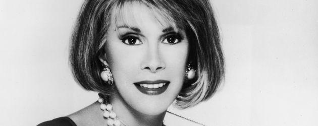 Schauspielerin Joan Rivers in den 1980er Jahren