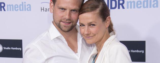Jörg Vennewald und Rhea Harder