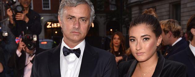 Matilde Mourinho und José Mourinho