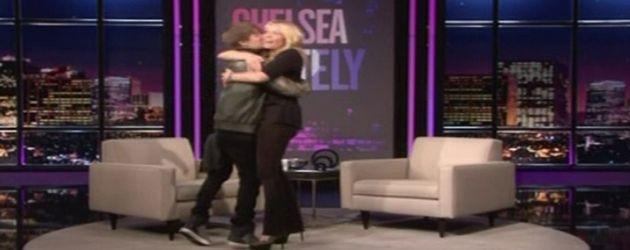 Justin Bieber und Chelsea Handler