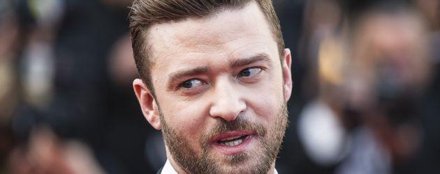 Justin Timberlake bei den 69. Filmfestspielen in Cannes