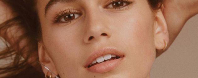 Kaia Gerber auf dem Cover der Pop